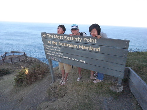 The mot easternly point | by orangetaki
