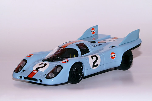 Porsche 917, 1971. | by AF Photographic