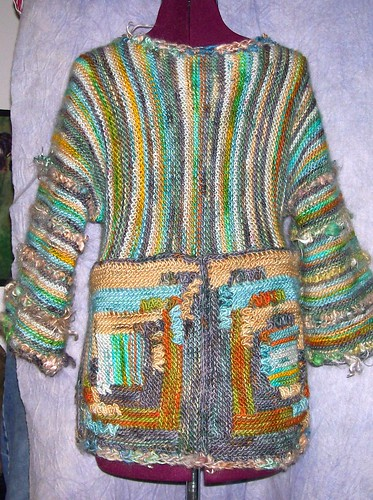 TNNA fashion show jacket - my design | by janrocrochet