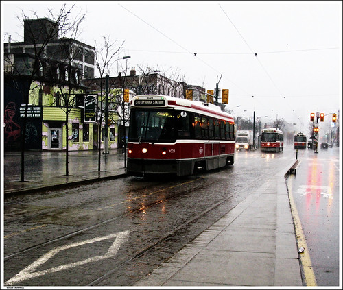 Spadina rain | by Sue, Toronto