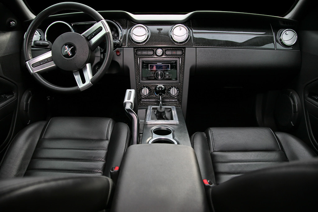 Lovely ... 2007 Mustang GT Interior | By QCPhotoPro Awesome Ideas