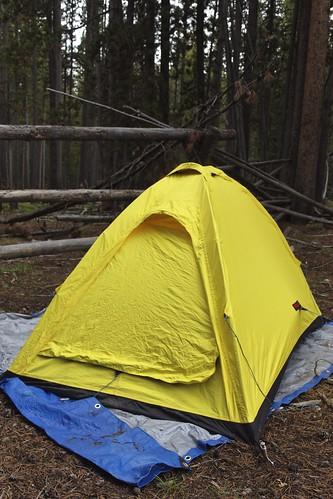 & Bibler and Black Diamond Tents | Flickr