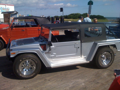 Hummer h5 | Vw thing made into a half sized hummer ...