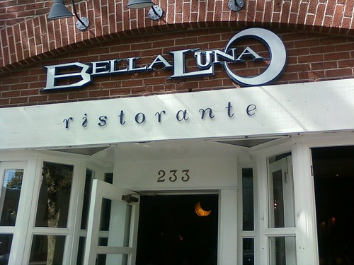 Bella Luna Restaurant Near Wigwam