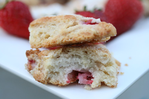 Strawberry Scones | by Food Librarian