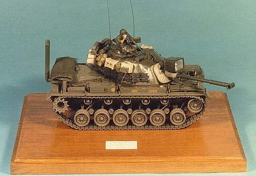 Panzer Art 1/35 Sand Armor for US M48 Patton Series Tanks Vietnam ...