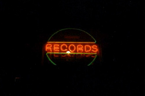 records | by dusty sevens
