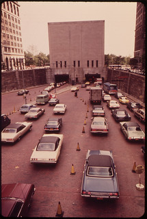 Manhattan Entrance to the Brooklyn-Battery Tunnel 05/1973 | by The U.S. National Archives