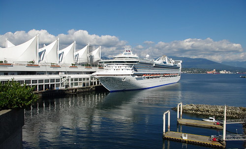 GOLDEN PRINCESS, Vancouver, BC | by R R Horne