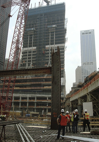 World Trade Center Construction | Tower 4 | by MichaelTapp