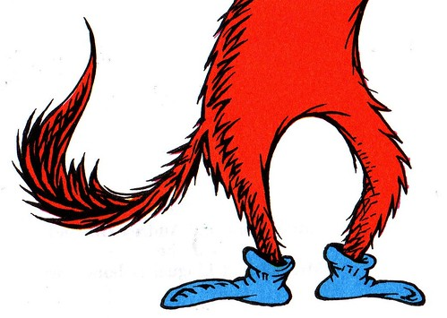 Kiddolit Flickr Dr Seuss Fox In Sox Coloring Pages