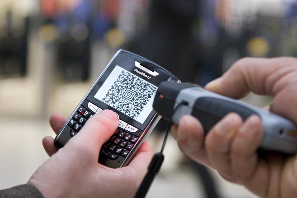 ticket scanner - Isken kaptanband co