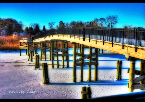 River Walk in Winter | by Craig - S