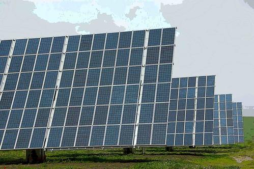 Placas solares planta solar fotovoltaica de el coronil - Placas solares en sevilla ...