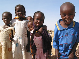 Darfur Refugee Children Smile | by Internews Network