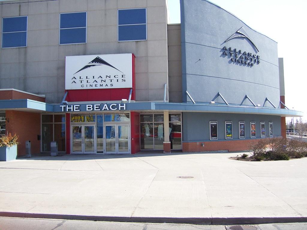 Alliance Atlantis Cinema At The Beaches By Ammiiirrrr