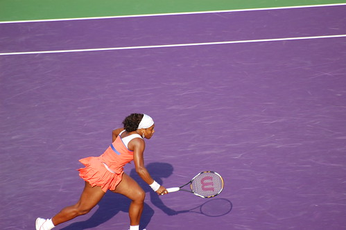 Serena Williams | by sr_cranks