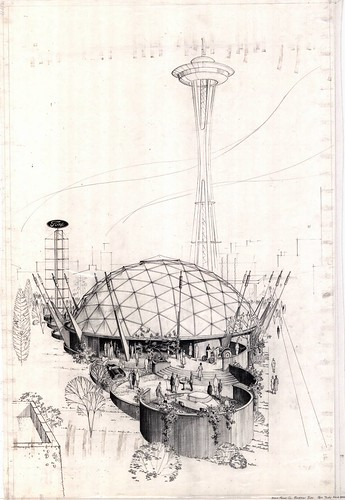 1962 Seattle World's Fair Ford Pavilion | by ultraswank.net