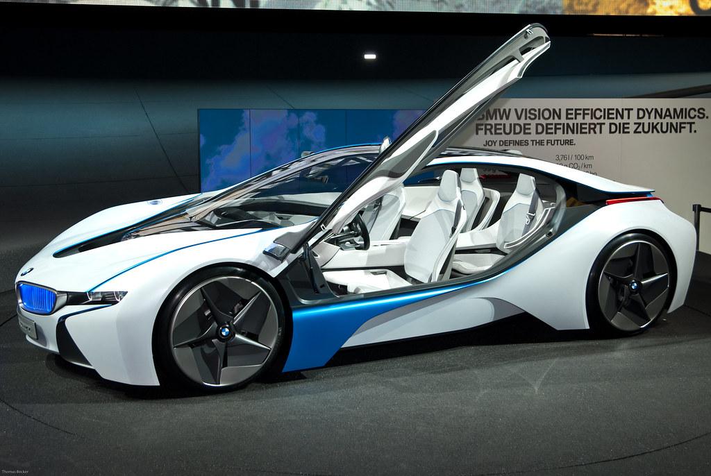 BMW Vision EfficientDynamics Concept Car (34433) | BMW Visio… | Flickr