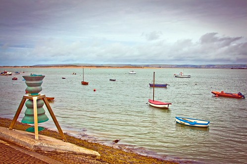 Appledore Estuary 05 | by Justin Beckley