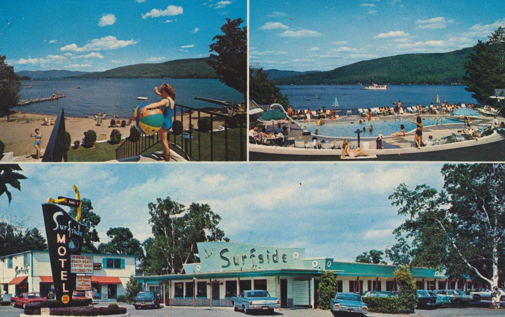 Surfside Motel - Lake George, New York