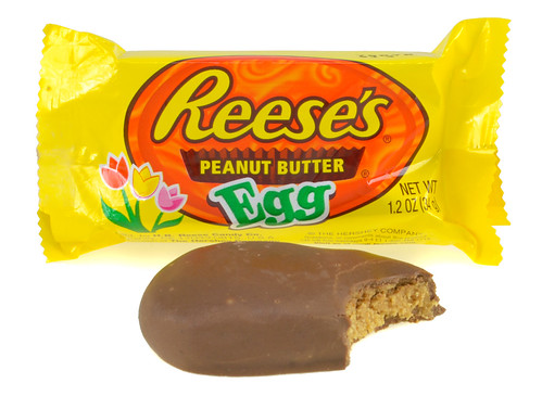 Possibly No Longer Milk Chocolate Reese's Peanut Butter Eggs | by cybele-