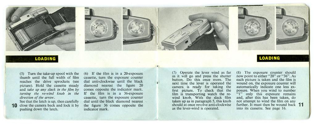 colorsnap 35 instruction booklet flickr rh flickr com Kodak 35 RF Kodak 35 Flash