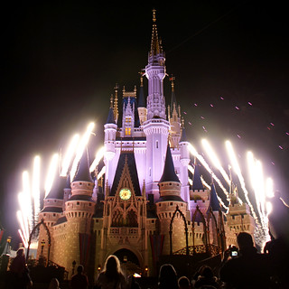 Fuegos Artificiales Disney | by CURZU@