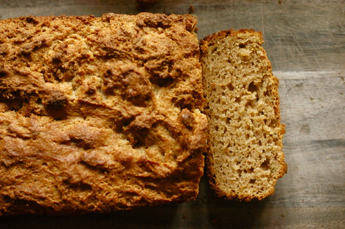 apple rosemary bread, still warm | by shauna | glutenfreegirl