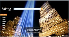 Bing 9/11 Remembrance | by rustybrick
