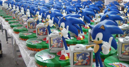 Making of the Sonic 20th Anniversary Figurine | by SEGA of America