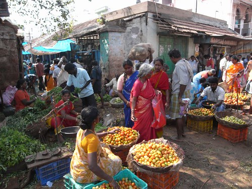 Market in Madurai | by @c_d@