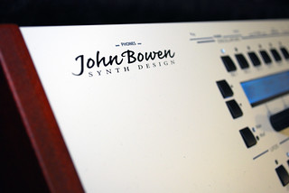John Bowen Solaris | by bdu