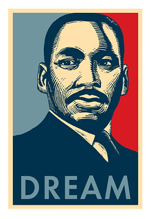 Shepard Fairey Inspired MLK Dream T-shirt | by Giltronix