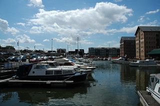 gloucester docks | by steve p2008