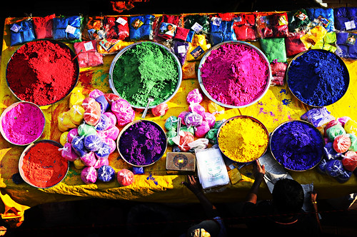 Holi in India ! | by Anoop Negi