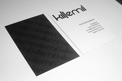 My business cards | by Emil Bonsaksen