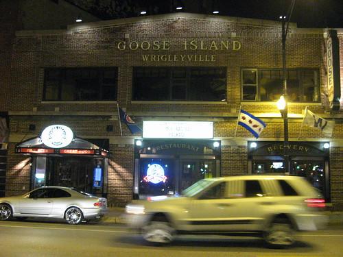 Goose Island Brewery Tour Promo Code