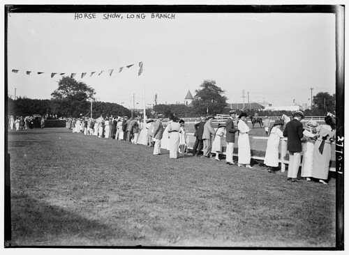 Horse Show, Long Branch  (LOC) | by The Library of Congress