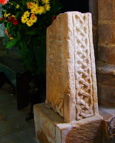 Colsterworth Anglo-saxon stone | by tina negus