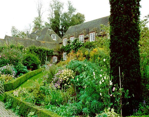 Culpepper Garden in Leeds Castle, Kent