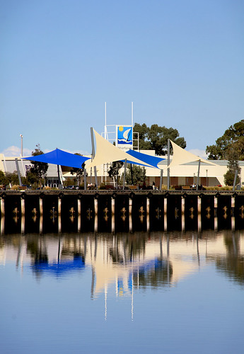 Port Augusta Reflections | by Georgie Sharp