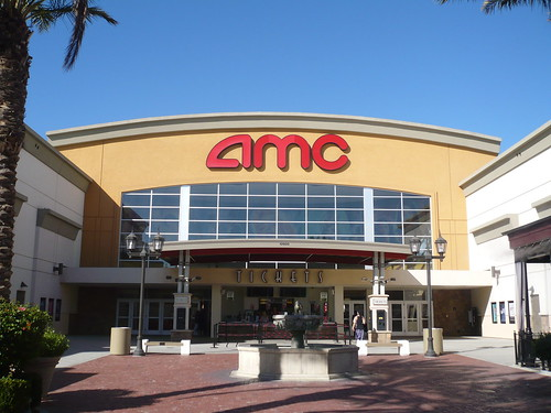 Amc theatres victoria gardens mike flickr for Victoria gardens movie theater