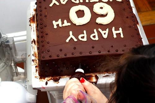 Layer Cake Tips + The Biggest Birthday Cake Yet Recipe ...