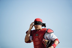 Yadier Molina | by Mark Halski