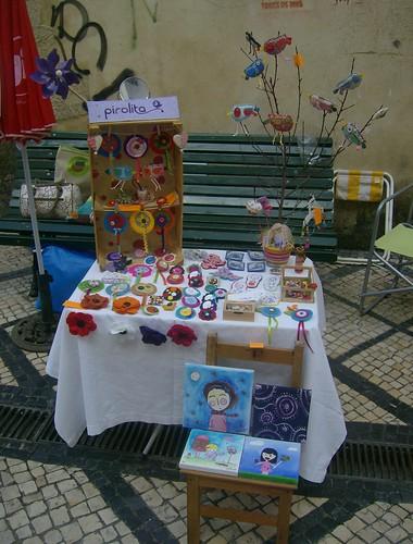 Aparador Madeira Rustica ~ Feira de Artesanato Urbano de Coimbra a banca da pirolita u2026 Flickr