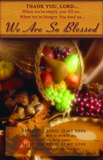 Thanksgiving Bulletin Cover | by Kimberly Branch