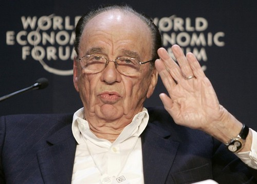 Rupert Murdoch - World Economic Forum Annual Meeting 2009 | by World Economic Forum