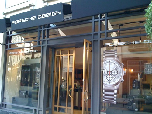 Porsche Design Store Porsche Design Store In Beverly