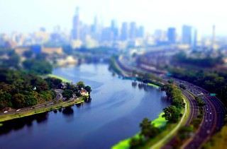 The River & The Expressway - T/S Version | by jomak14